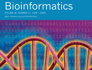 New Publication in Bioinformatics